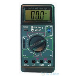 Мультиметр S-Line M-890D