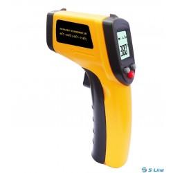 Термометр пирометр S-Line GM320, -50°..380°, 12:1