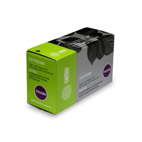 Картридж лазерный Cactus CS-TN3380 для Brother HL5440D/5450DN/5470DW/6180DW черный (8000 стр)