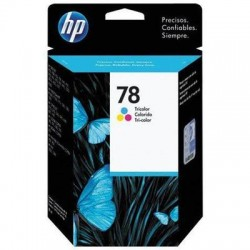 Картридж струйный HP C6578D №78 для DJ930/970/990/1220/PhS1000/1100 Color 19ml .