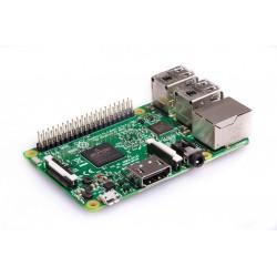 Микрокомпьютер Raspberry PI 3 Model B ARM Cortex-A53 1,2ГГц, HDMI, Wi-Fi, Bluetooth 4.1