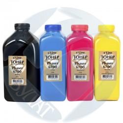 Тонер Kyocera FS-C5400/ECOSYS P7035 банка 200г TK-570 Y БУЛАТ s-Line