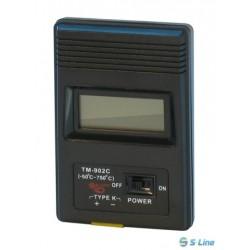 Термометр контактный S-Line TM-902C, -50°..250°, с датчиком TP-01