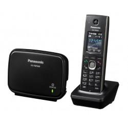 Телефон VoIP Panasonic KX-TGP600RUB 6 линий,DECT,PoE,до 8 трубок на одной базе