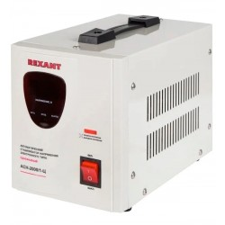 Стабилизатор напряжения REXANT AСН-2000/1-Ц