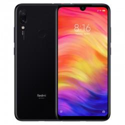 "Смартфон Xiaomi Redmi Note 7 4/64Gb Black 2sim/6.3""/2340*1080/8*1.8+2.2ГГц/4Gb/64Gb/mSD/48+5Мп/Bt/Wi"