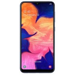 """Смартфон Samsung GalaxyA10 32GB SM-A105F Blue 2sim/6.2""""/1520*720/8х1.6ГГц/2Gb/32Gb/mSD/13Мп/Bt"""
