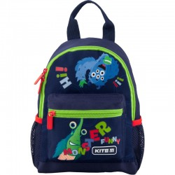 Рюкзак детский Kite Kids K19-534XXS-1, Hi Monster Funny (25x19,5x9,5см)