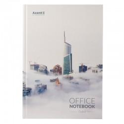 """Бизнес-блокнот AXENT А4 192л. """"Dubai"""" (8423-23-A)"""