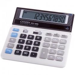 Калькулятор CITIZEN SDC-868L  12 разряд. белый