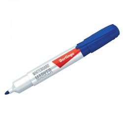 Маркер для доски BERLINGO синий (PM6213)