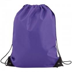 Мешок для обуви 1 отделение, фиолетовый Спейс MY 17755