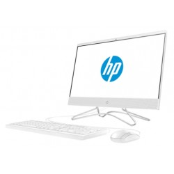 "Моноблок HP 22-c0025ur (21.5"",Intel i3-8130U/4096/1Tb+16SSD/-/2048MX110/W10/4GS90EA/FHD/White)"