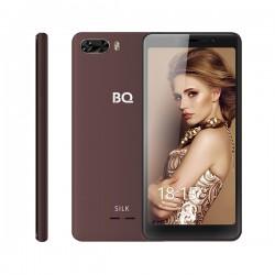 """Смартфон BQ BQ-5520L Silk Brown 2sim/5.45""""/1440*720/4*1.5ГГц/1Gb/8Gb/mSD/8Мп/Bt/WiFi/GPS/2500mAh"""