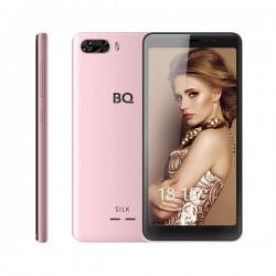 """Смартфон BQ BQ-5520L Silk Pink 2sim/5.45""""/1440*720/4*1.5ГГц/1Gb/8Gb/mSD/8Мп/Bt/WiFi/GPS/2500mAh"""