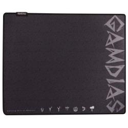 Игровой коврик Gamdias Speed L (GMM1500) тканевый (430х350х4) Black
