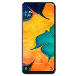 """Смартфон Samsung GalaxyA30 64GB SM-A305FN/DS White 2sim/6.4""""/2340*1080/8х1.8ГГц/4Gb/64Gb/mSD/16Мп/Bt/And9.0/4000mAh"""