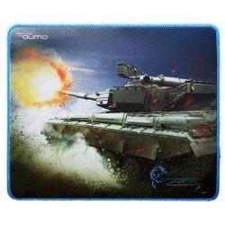 Игровой коврик Qumo Tank для мыши, 280*230*3 мм