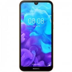 "Смартфон Huawei Y5 2019 Amber Brown 2sim/5.71""/1520*720/4*2ГГц/2Gb/32Gb/mSD/13Мп/Bt/WiFi/GPS/And9/3020мАч"