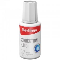 Корректирующая жидкость BERLINGO водная (KR110)