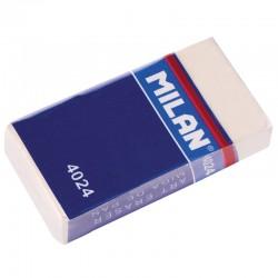 Ластик MILAN 50*24*9мм. картонный держатель CNM4024