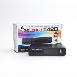 Приемник цифрового ТВ SELENGA T42D