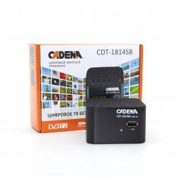 Приемник цифрового ТВ CADENA CDT-1814SB