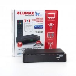 Приемник цифрового ТВ LUMAX DV2105HD