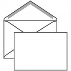 Конверт С6 РяжскГознак белый, треуг. клапан, 114*162 клеевой край (ш/к-70536) (Арт.76408)