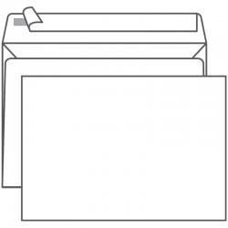 Конверт С4 РяжскГознак без подсказа, 229*324 отрывная лента (ш/к-70758)