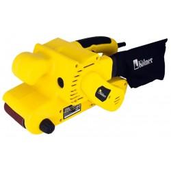 Шлифмашина ленточная Kolner KВS 533х76 V 950Вт, 0- 400м/мин, лента 533*75мм, рег. скорости