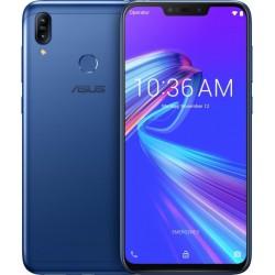 "Смартфон Asus ZenFone Max M2 ZB633KL 4/64GB Blue 2sim/6.3""/1520*720/8*1.8ГГц/4Gb/64Gb/mSD/13Мп/Bt/WiFi/And8.0/4000mAh"