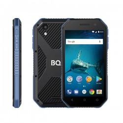 "Смартфон BQ BQ-4077 Shark Mini Black/Blue 2sim/4""/480*800/4*1.3ГГц/1Gb/8Gb/mSD/8Мп/Bt/WiFi/GPS/And7."