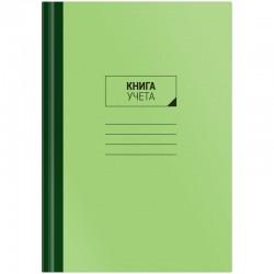 Книга учета Спейс 96л. в клетку, твердый картон, блок газетный (CL-98-325 / 153185)