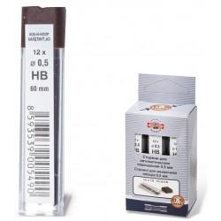 Грифель 0,5мм. KOH-I-NOOR 4152 HB