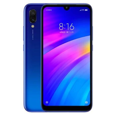 "Смартфон Xiaomi Redmi 7 3/32Gb Blue 2sim/6.26""/1520*720/8*1.8ГГц/3Gb/32Gb/mSD/12Мп/Bt/WiFi/GPS/And9/4000mAh"