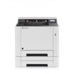 Принтер Лазерный Цветной A4 Kyocera P5021cdn 21 стр/м USB  Lan Дуплекс