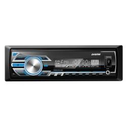 Автомагнитола Digma DCR-420B 1DIN, 4x45Вт, MP3, FM, SD, USB, AUX