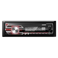 Автомагнитола Digma DCR-420R 1DIN, 4x45Вт, MP3, FM, SD, USB, AUX