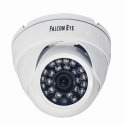 "Видеокамера AHD Falcon Eye FE-ID720AHD/20M цветная купольная, 1/4"", ИК 20м, 1Мп(720P), 3.6мм"