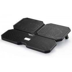 "Охлаждение для ноутбука до 15.6"" DEEPCOOL MULTI CORE X6 Black"