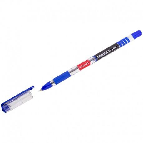 """Ручка шариковая LUXOR """"Spark"""" синяя игольч. 0.7мм (1597)"""