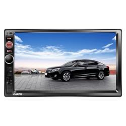 Автомагнитола Digma DCR-570 2DIN, 4x50Вт, MP3, FM, SD, USB, AUX