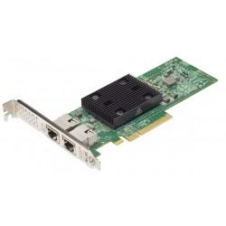 Lenovo TCH ThinkSystem Broadcom 57416  NX-E PCIe 10Gb 2-Port Base-T Ethernet Adapter (ThinkSystem SD530/SR850/SR950/SR650/SR650/SR550/SR530/ST550/SR630)
