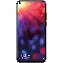 "Смартфон Huawei Honor 20 Black 2sim/6.26""/2340*1080/2*2.6+2*1.92+4*1.8ГГц/6Gb/128Gb/mSD/48+16+2+2Мп/Bt/WiFi/GPS/And9.0/3750mAh"