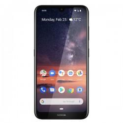 "Смартфон Nokia 3.2 2/16Gb Black 2sim/6.26""/1520*720/4*2.0ГГц/2Gb/16Gb/mSD/13Мп/Bt/WiFi/GPS/And9/4000мАч"