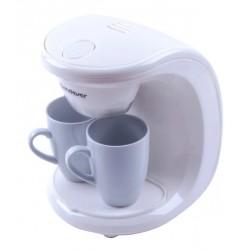 Kофеварка Endever Costa-1040 White 550Вт,0.3л,капельная,тип кофе: молотый