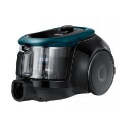 Пылесос Samsung VC18M21C0VN Green/black (1800Вт,мощ. вс. 380Вт,объем 1.5л,циклонный фильтр)