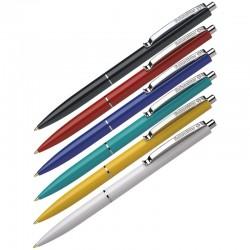 Ручка шариковая SCHNEIDER K15 автомат, 0,5мм., синяя,  ассорти (130800)