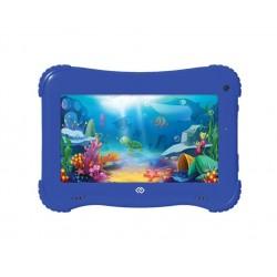 "Планшет Digma Optima Kids 7 Голубой 7""/1024*600/microSD/1Gb/16Gb/4*1.2ГГц/And8.1/2500мАч"